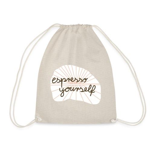 Express Yourself - Turnbeutel