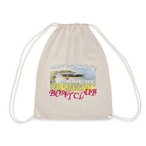 boat club 3 - Turnbeutel