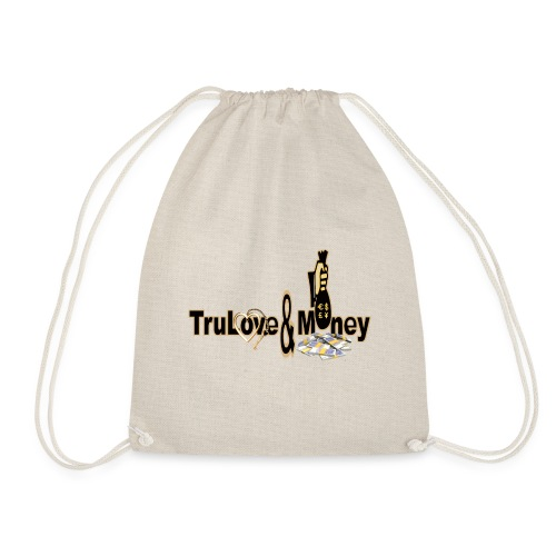 TruLove&Money - Drawstring Bag