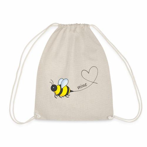 Bee mine - Worek gimnastyczny