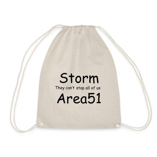 Storm Area 51 - Drawstring Bag