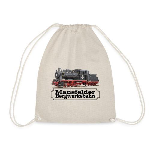 mansfelder bergwerksbahn dampflok 3 - Turnbeutel