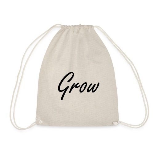 Grow - Turnbeutel