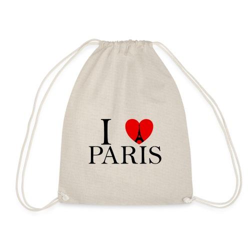 I LOVE PARIS - Turnbeutel