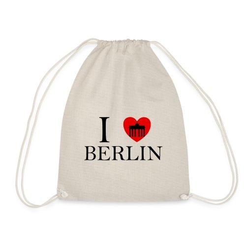 I LOVE BERLIN - Turnbeutel