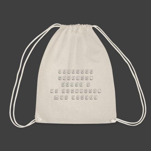Keyboard - Drawstring Bag