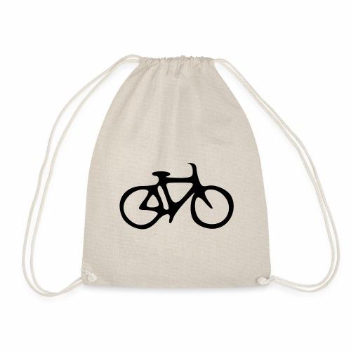 Bike - Drawstring Bag