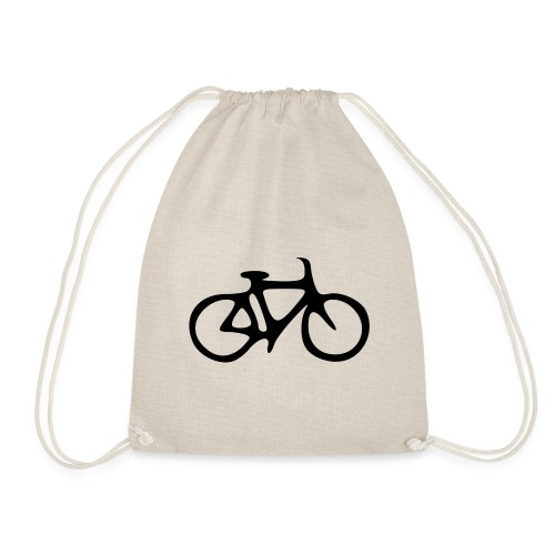 Bike - Drawstring Bag