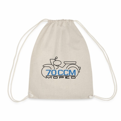 Moped Star 70 ccm Emblem - Drawstring Bag