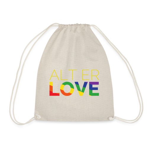 Alt er Love | SKAM | LGBT | Pride - Turnbeutel