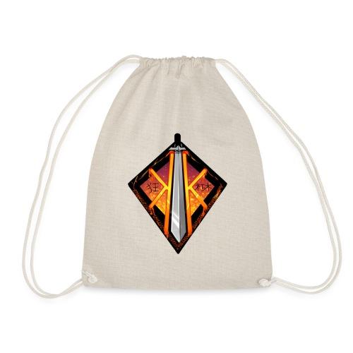 Krazey Kuchiki Brand Logo - Drawstring Bag