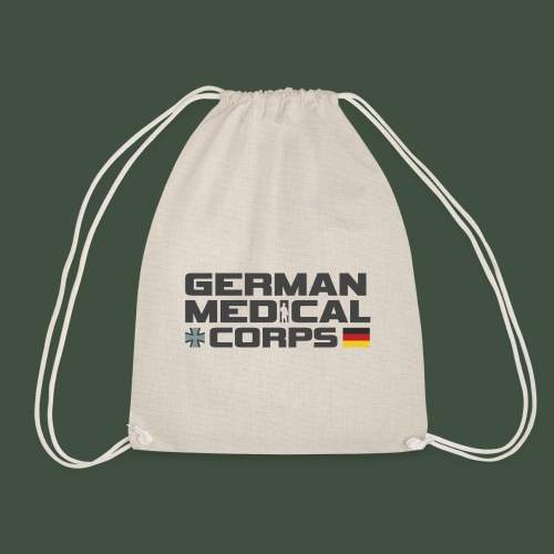 Germany Medical Corps - Turnbeutel