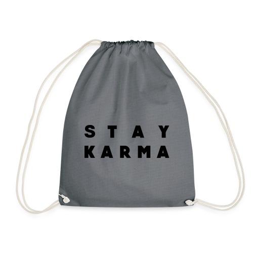 Stay Karma - Sacca sportiva