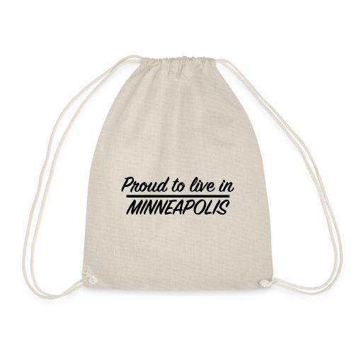 Proud to live in Minneapolis - Sac de sport léger