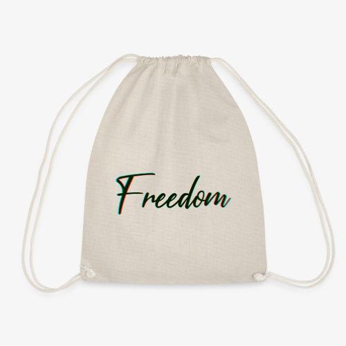 freedom - Sacca sportiva
