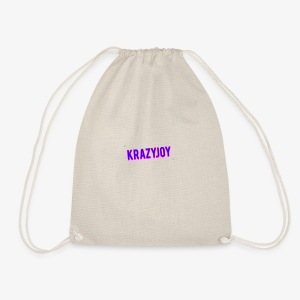 KrazyJoy - Drawstring Bag