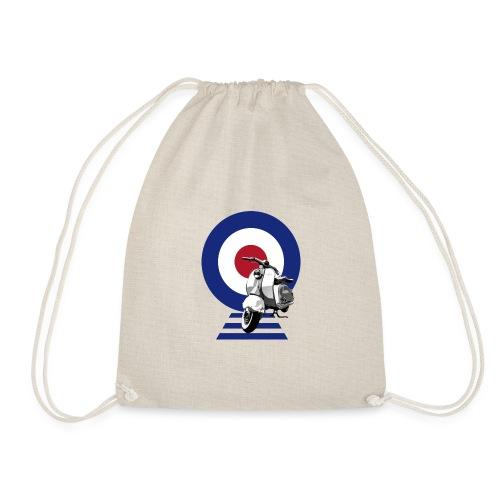 Mod Target Scooter - Drawstring Bag