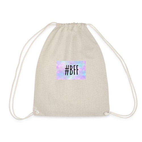 BFF BIRTHDAY JIYA - Drawstring Bag