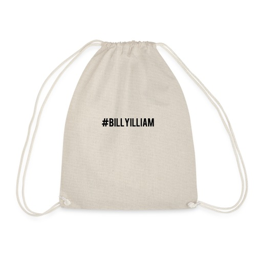 Billyilliam - Drawstring Bag
