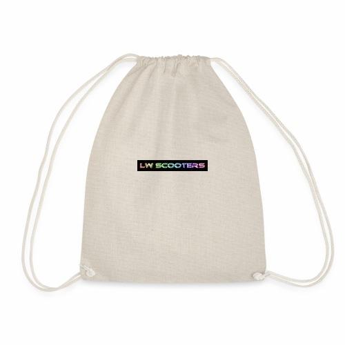 Lw Scooters hoodie - Drawstring Bag