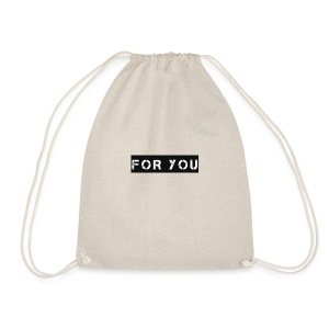 For You - Mochila saco