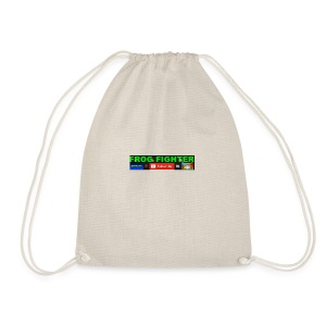 channel time - Drawstring Bag