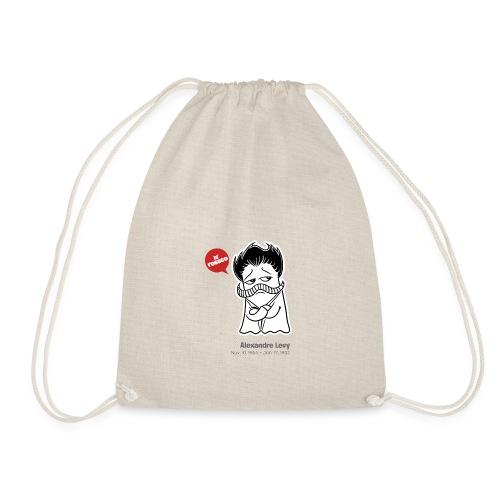 27 Club - Al Lev - Drawstring Bag