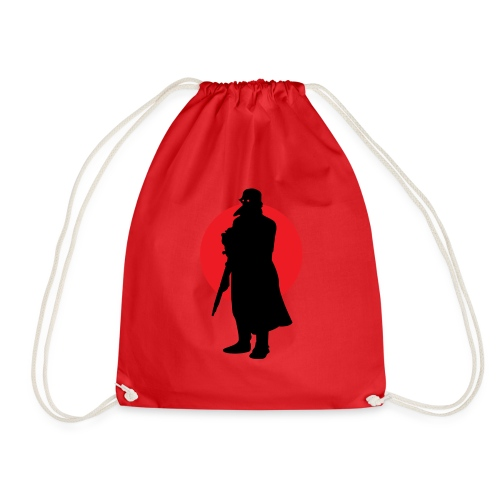 Soldier terminator military history army ww2 ww1 - Drawstring Bag