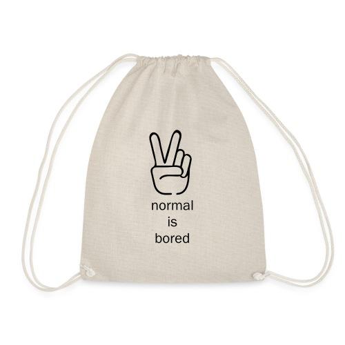 Normalisbored2 - Turnbeutel