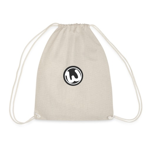 Wooshy Logo - Drawstring Bag