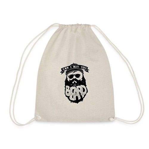 Can i buy you a bread - Drawstring Bag