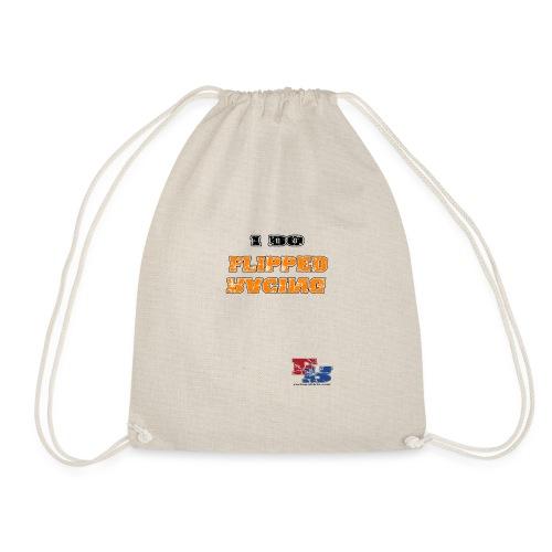 Flipped Racing, I do - Drawstring Bag