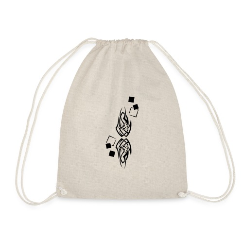tribalfish - Drawstring Bag