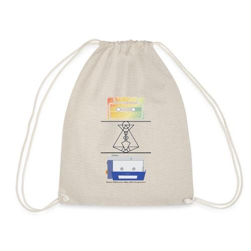 Nostalgia - Drawstring Bag