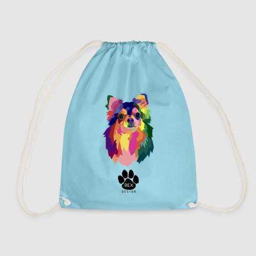 Oh Chihuahua - Drawstring Bag
