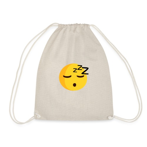 emoji sleep - Sac de sport léger