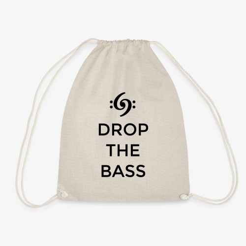 Drop The Bass 69 - Turnbeutel