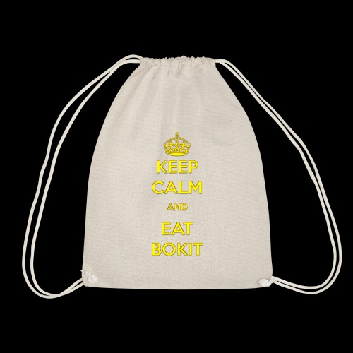 Bokit Keep Calm - Sac de sport léger