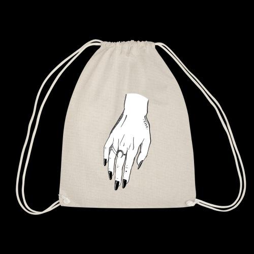 SAFE (female hand) - Mochila saco