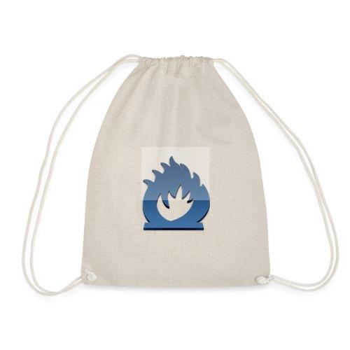 fuoco blu - Sacca sportiva