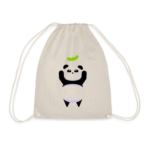 Für die Bohne Panda - Turnbeutel