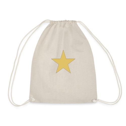 ardrossan st.pauli star - Drawstring Bag