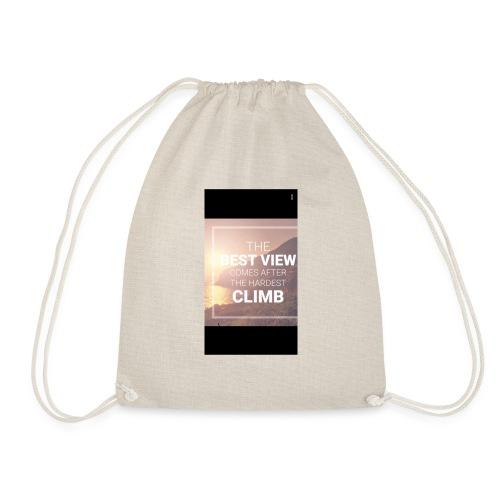 Elly Louise - Drawstring Bag