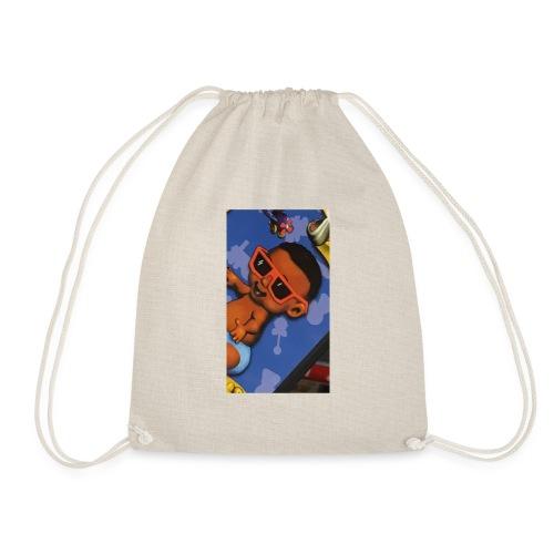 bb shirt - Drawstring Bag