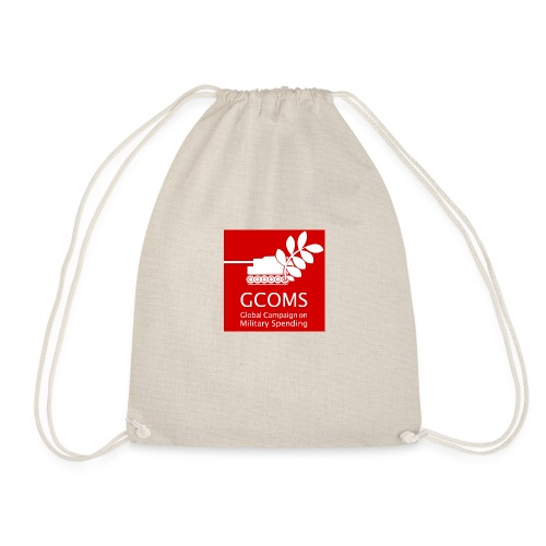 GCOMS logo - Drawstring Bag