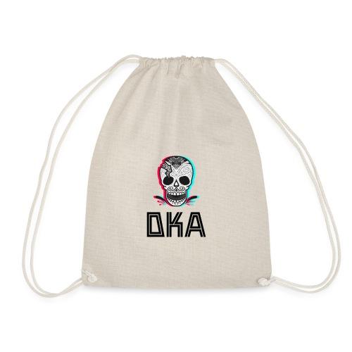 DKA - logo alternatywne - Worek gimnastyczny