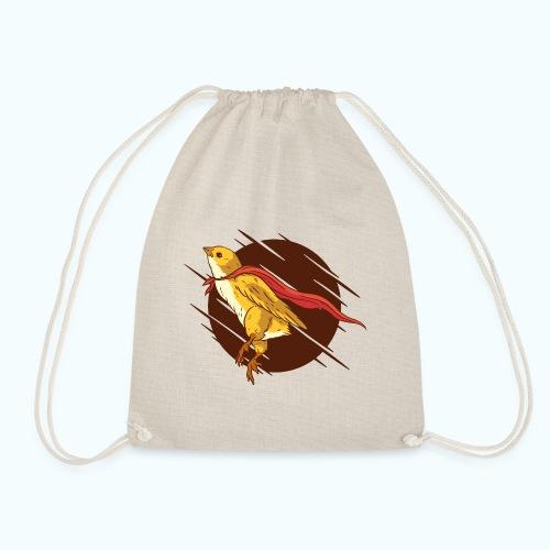 Vogel Held - Drawstring Bag