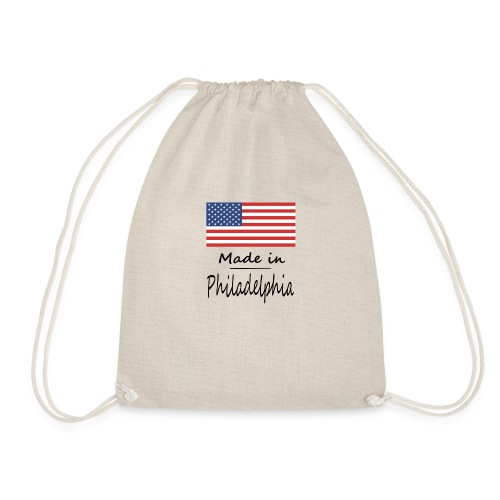 Philadelphia - Drawstring Bag