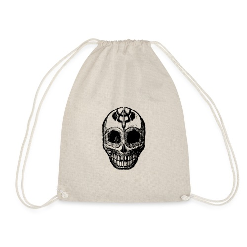 Skull of Discovery - Drawstring Bag