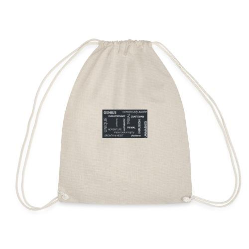 BELIEFS - Drawstring Bag